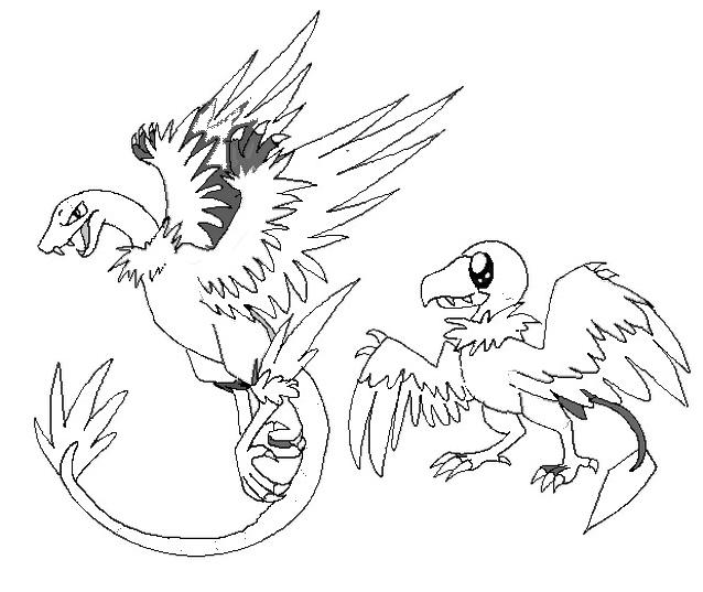 Dinosauro da colorare 12