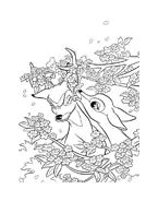 Bambi da colorare 139