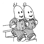 Bananas pyjamas