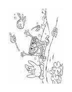 Spongebob da colorare 31