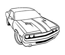 Automobile da colorare 230