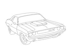 Automobile da colorare 231