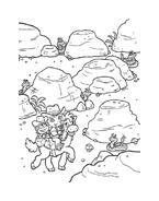 Dora l'esploratrice da colorare 246