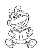 I Muppet da colorare 152