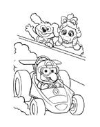 I Muppet da colorare 153