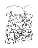 I Muppet da colorare 154