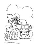 I Muppet da colorare 155