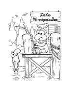I Muppet da colorare 157