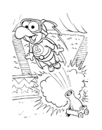 I Muppet da colorare 159