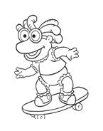 I Muppet da colorare 160