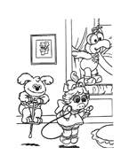 I Muppet da colorare 162