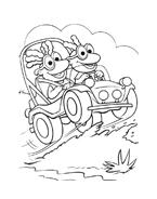 I Muppet da colorare 164