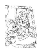 I Muppet da colorare 166