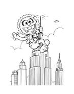 I Muppet da colorare 168