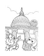 I Muppet da colorare 172