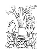 I Muppet da colorare 173