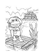I Muppet da colorare 174