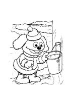 I Muppet da colorare 181