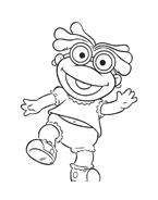 I Muppet da colorare 189
