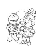I Muppet da colorare 196