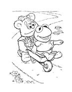 I Muppet da colorare 200