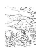 I Muppet da colorare 203