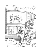 I Muppet da colorare 204