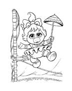 I Muppet da colorare 205