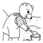 Orsetto bruno