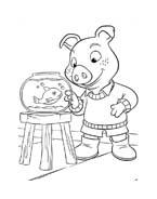 Le avventure di Piggley Winks da colorare 6