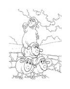 Le avventure di Piggley Winks da colorare 8