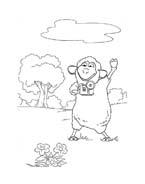 Le avventure di Piggley Winks da colorare 10