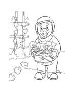 Le avventure di Piggley Winks da colorare 12