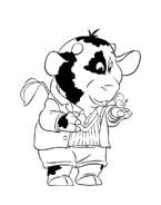 Le avventure di Piggley Winks da colorare 13