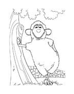 Le avventure di Piggley Winks da colorare 15