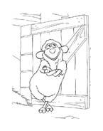Le avventure di Piggley Winks da colorare 18