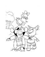 Le avventure di Piggley Winks da colorare 22