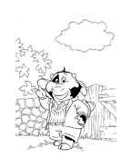 Le avventure di Piggley Winks da colorare 25