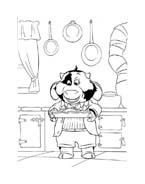 Le avventure di Piggley Winks da colorare 29