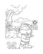Le avventure di Piggley Winks da colorare 33