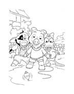 Le avventure di Piggley Winks da colorare 35