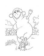 Le avventure di Piggley Winks da colorare 42