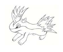 Pokemon 2 da colorare 326