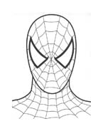 Spiderman da colorare 18
