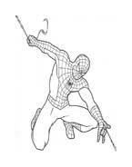 Spiderman da colorare 29