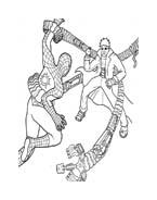 Spiderman da colorare 46