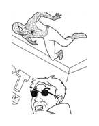 Spiderman da colorare 51