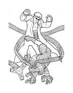 Spiderman da colorare 55