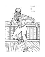 Spiderman da colorare 66