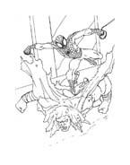 Spiderman da colorare 81